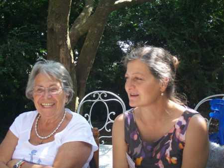 LA VIERE 2011 ---- Claude SUIRE Evelyne BANON