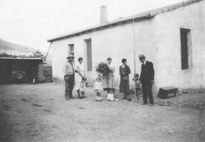 la Famille BANON au GUELTA