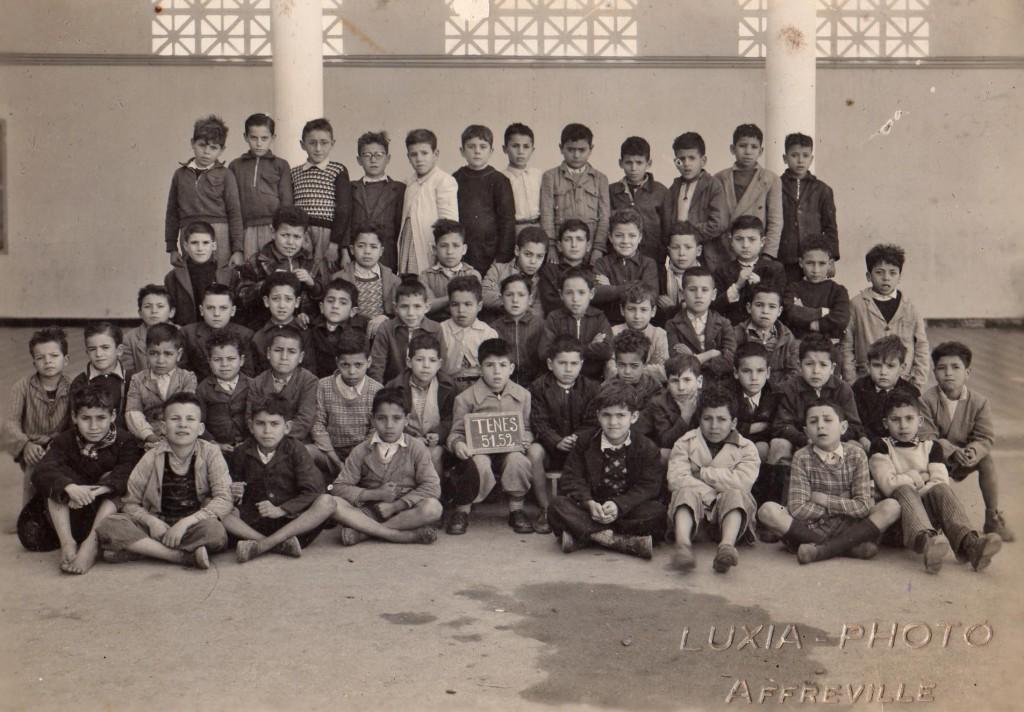 Classe 1951-1952