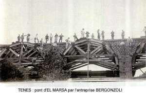 Pont d'EL MARSA - Entreprise BERGONZOLI