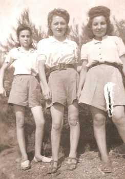 Lucienne BERNICOLA et ses copines