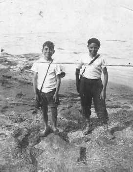 Roger BERNICOLA et Louis MUNOZ