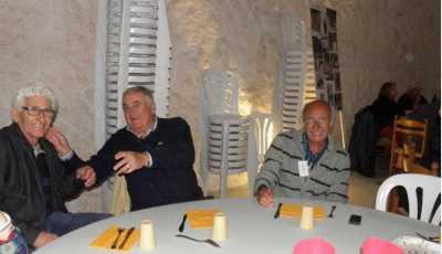 Marcel ASSANTE,  Georges ESPOSITO  Georges DI SIMA