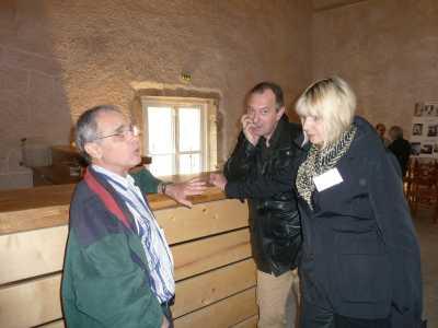 Roger BAILLY Epoux de Simone PEREZ Jean Marc et sa compagne