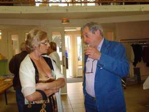 PINET 2008 ---- Elisabeth BICHARD-BREAUD Bernard GARRISSON