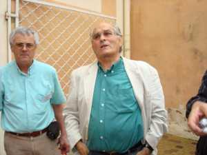 PINET 2008 ---- Jean BICHARD-BREAUD Armand SANCHEZ