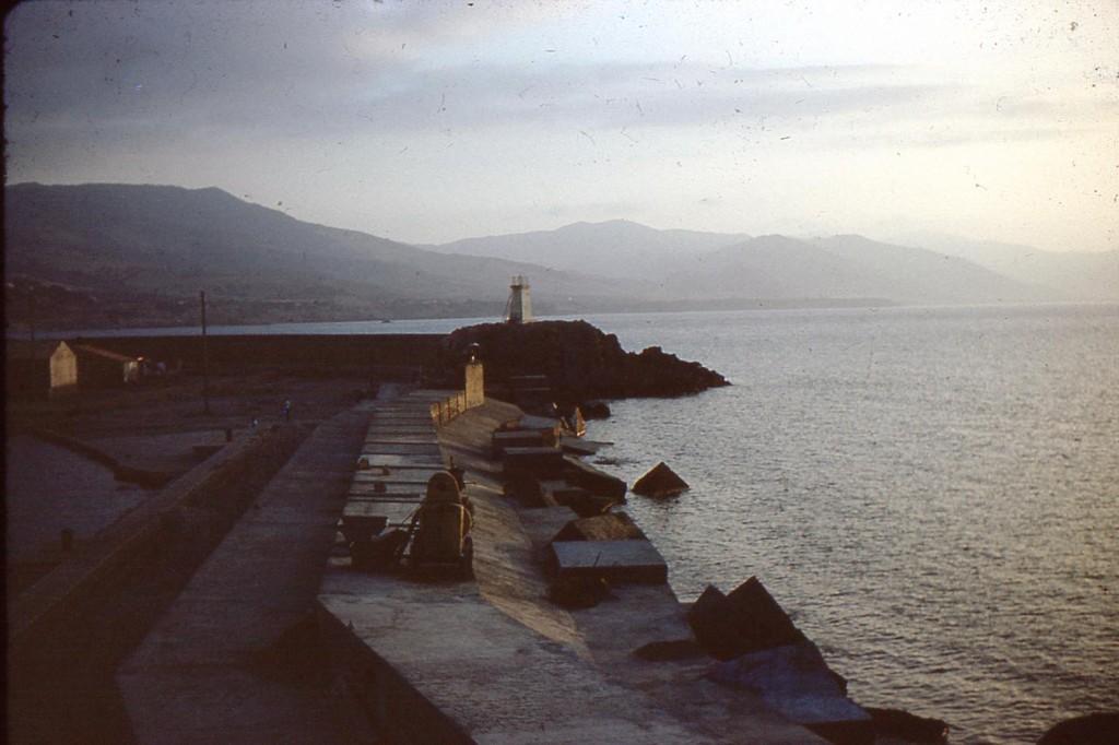 Le vieux phare du Port