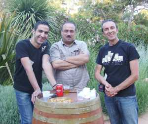 MAHBOUB Nassim Abdelhafid RANIA SALMI Jean-Louis MARIN