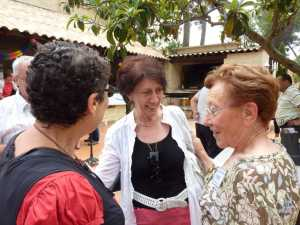 Annie DI MEGLIO Annie-Claude GARCIA Lucienne DI MEGLIO