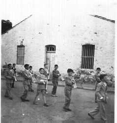 TENES Juin 1952 Communion de  Jean-Paul CAMILLERI