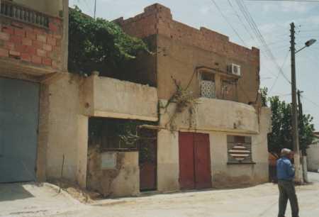 La maison de Paul et Jeanne CARTEAUX en 2006