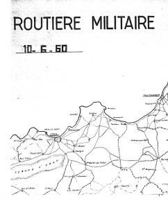 Photo-titre pour cet album: Documents Militaires 1956 / 1960
