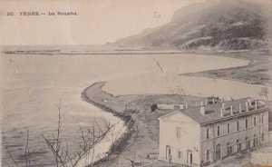 TENES 1920 - La Douane