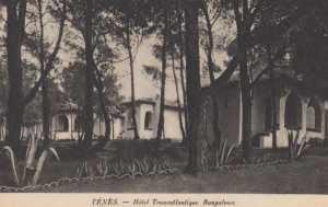 Carte Postale des Bungalows  de l'Hotel Transatlantique