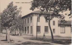 Carte Postale de l'Ecole Maternelle