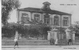 TENES La Mairie