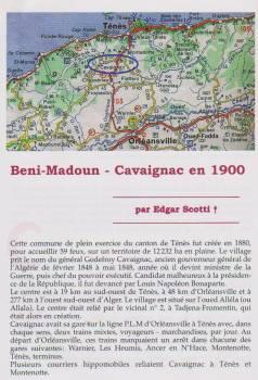 Photo-titre pour cet album: Histoire de CAVAIGNAC