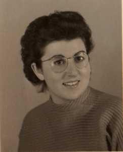 Yvette CERVERA - 1956