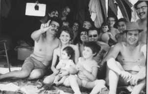 "Famille CERVERA en 1967 (famille ""PACOULI"")"