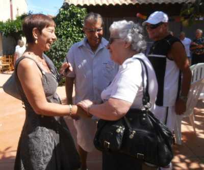 Chantal CHAMMA Maamar CHAMMA Yvette CERVERA