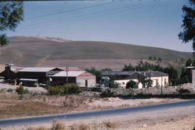 le Camp militaire de CHASSERIAU base du commando KIMONO 36