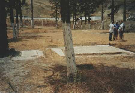 Caveau de la Famille CARTEAUX en 2006