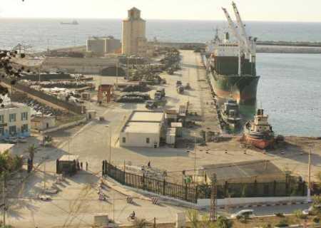 Le Port de TENES en 2015