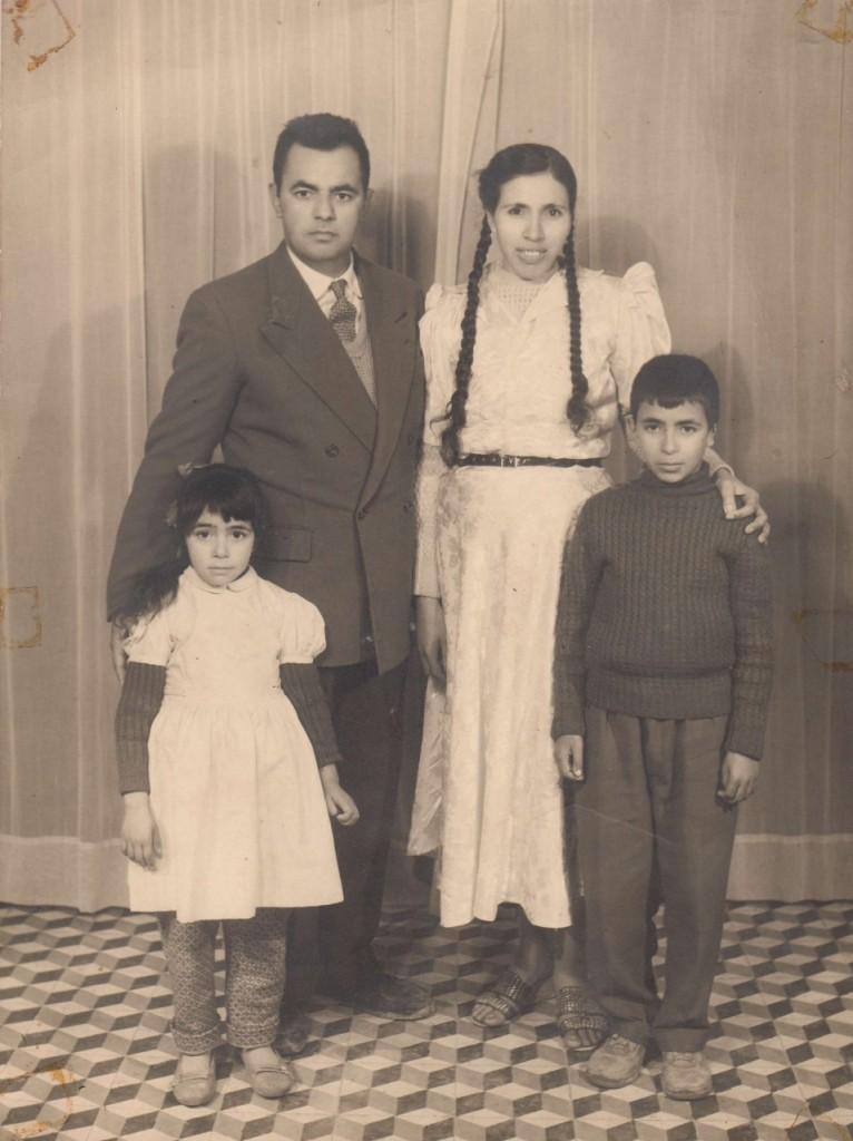 Kaddour CHOUCHAOUI Halima CHOUCHAOUI Saliha CHOUCHAOUI Mohamed CHOUCHAOUI