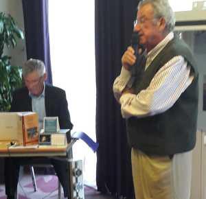 Jacques LALLEMAND en Octobre 2018