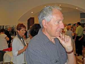 Jean ORTIZ compagnon de Joselyne VICIDOMINI