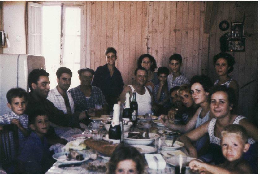 La Famille CUCINIELLO