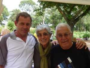 Jean-Michel THOUVENIN  Mado et Lucien ASSANTO