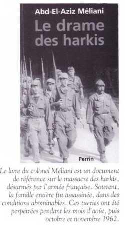"Abd-El-Aziz MELIANI ""Le Drame des Harkis"""