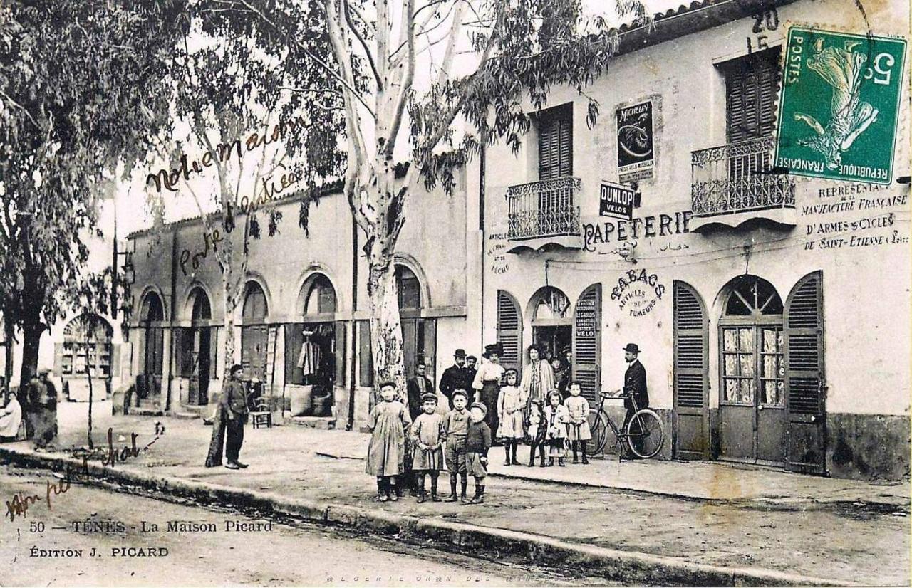 TENES - LA MAISON PICARD