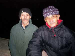 Mohamed et  Abd Kader El Korchi fils de Mohamed El Korchi et Taibe Keira