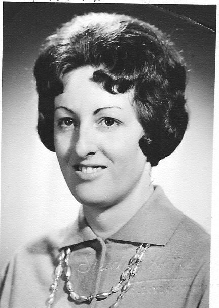 1959 - Annie LASSUS Epouse ENGGASSER