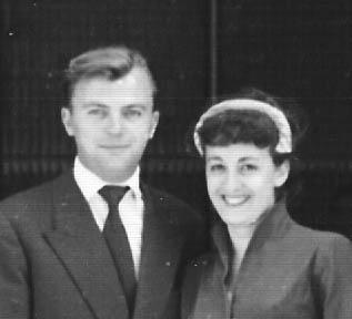 1960 - ALGER Georges ENGGASSER et Annie LASSUS