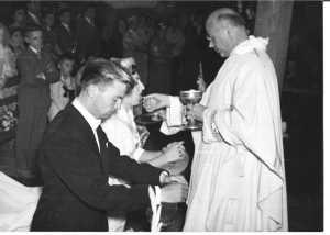 1960 - ALGER Mariage de Georges et Annie