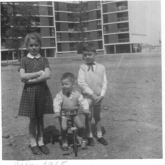 1965 - TOULOUSE Le MIRAIL