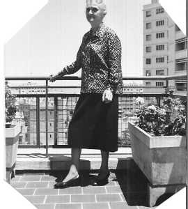 1951 - Blanche ENGGASSER Alger - Bd Saint-Saens