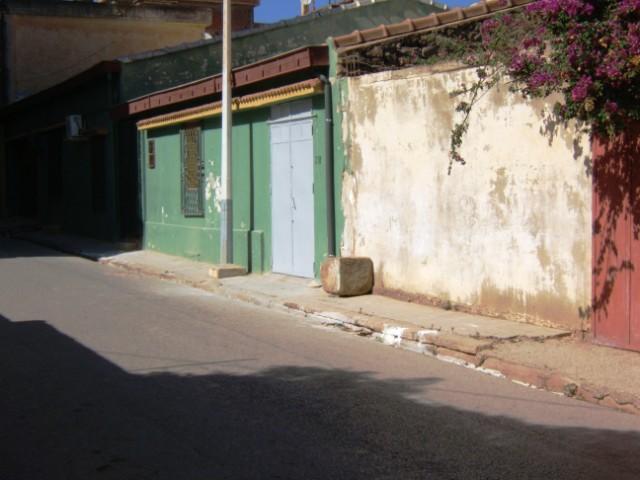 Rue Leblond Vers la Maison ESPOSITO
