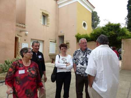 Famille de LOFFREDO Marius ---- Gina LOFFREDO Paul LOFFREDO Annette LOFFREDO Christian VIRY
