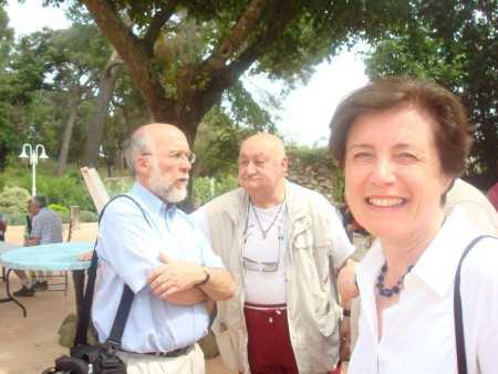 LA VIERE - 2009 ---- Dominique Epoux d'Isabelle  Marc LANGENDORF Isabelle DIMEGLIO-FARRUGIA
