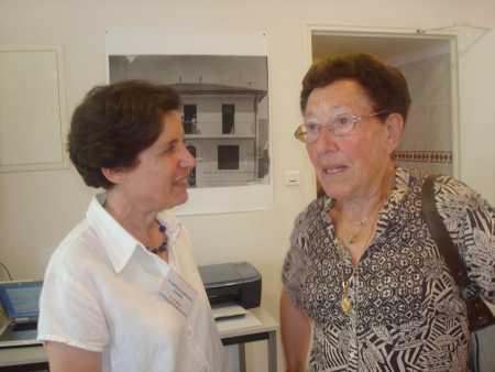 LA VIERE - 2009 ---- Isabelle DI MEGLIO-FARRUGIA Lucienne DI MEGLIO