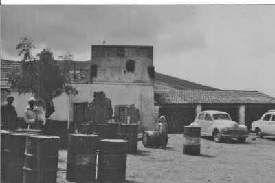 La Ferme avant 1962