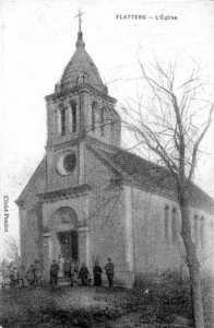 FLATTERS - L'Eglise