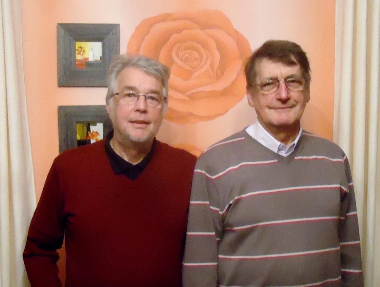 Didier et Richard FORESTIER le 25.10.2013