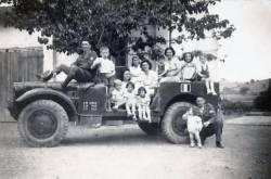 Photo-titre pour cet album: La Gendarmerie de MONTENOTTE  Famille FORESTIER