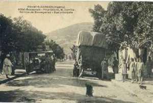 FRANCIS-GARNIER La rue Principale