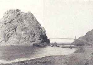 FRANCIS-GARNIER le rocher
